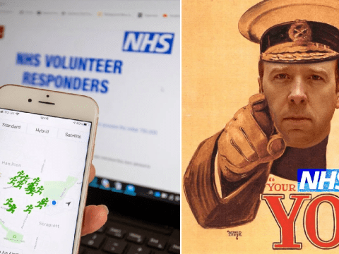 Thousands of NHS volunteers say they're still unable to help the vulnerable