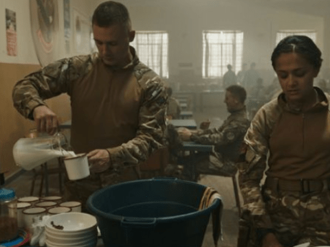 'Disgusted' Our Girl fans notice blunder over how Cheese makes cup of tea