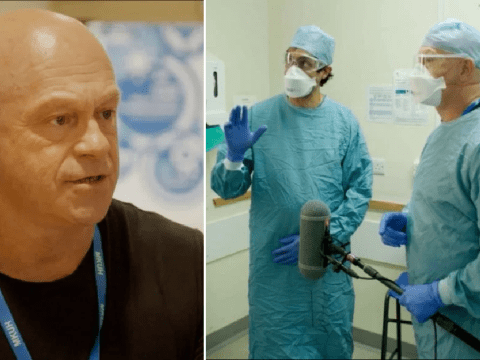Ross Kemp shows reality of coronavirus intensive care unit in new look at controversial documentary