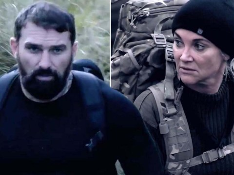 Anthea Turner fires back at Ant Middleton 'grandma' jibes as she quits SAS: Who Dares Wins: 'You're not going to rile me'