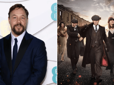 Stephen Graham's mystery role in Peaky Blinder put on hold 'indefinitely' as filming shut down due to coronavirus