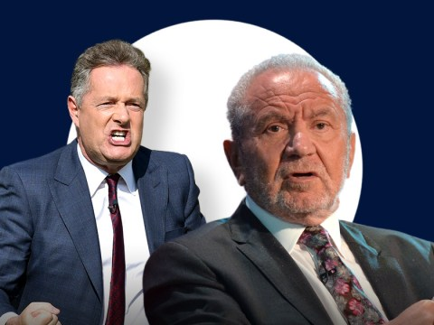 Lord Sugar compares Piers Morgan to Hitler as he unleashes series of scathing messages on GMB host: 'He thinks he is next messiah'