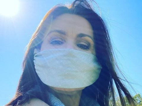Susanna Reid asks why we aren't all wearing masks as she reveals she has made her own