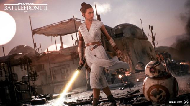 Star Wars: Battlefront 2 screenshot