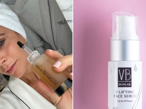 Victoria Beckham sues Australian skincare company for using her initials 'VB'