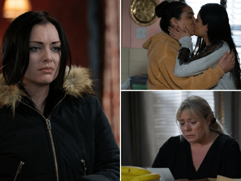 EastEnders spoilers: 12 new images reveal Whitney's shock discovery, Ash's declaration and Stuart's big decision