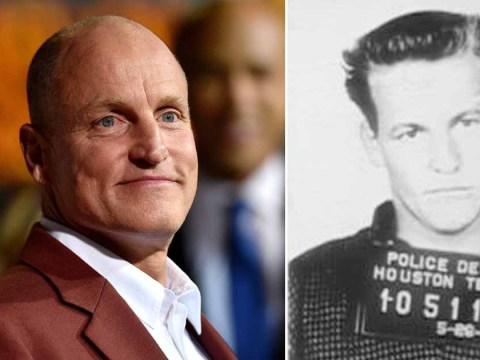 Woody Harrelson's convicted criminal father is the subject of new true-crime podcast Son Of A Hitman