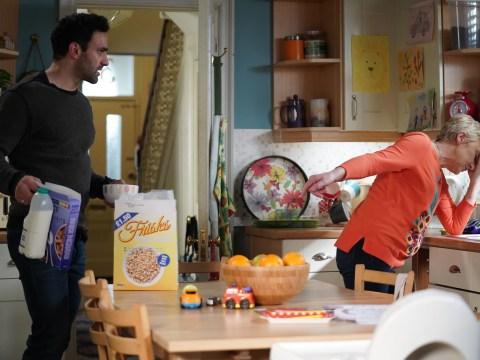 EastEnders spoilers: Jean Slater discovers Kush Kazemi has been drugging her as she feels unwell?