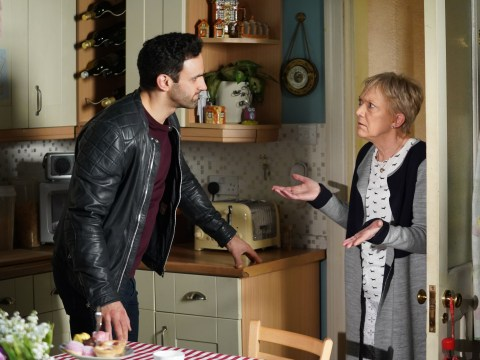 EastEnders spoilers: Kush Kazemi makes a terrifying discovery about Jean Slater