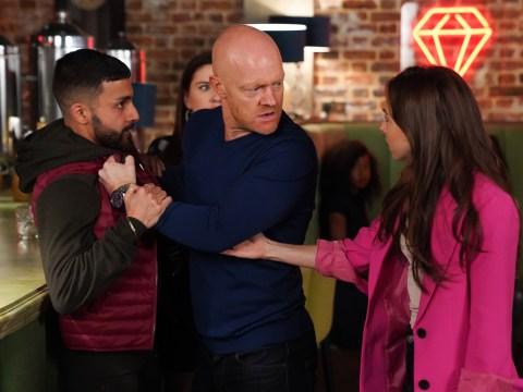 EastEnders spoilers: Max Branning humiliates himself in Ruby Allen and Vinny Panesar showdown