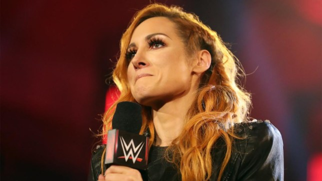 WWE superstar Becky Lynch reveals pregnancy on Raw