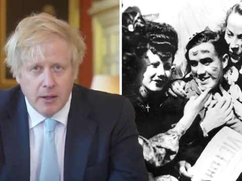 VE Day 2020: Boris Johnson pays tribute to 'heroism of countless ordinary people'