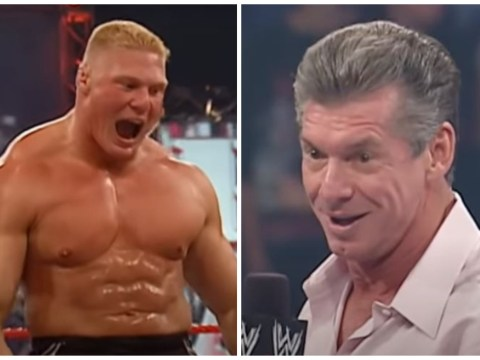 Jim Ross reveals Vince McMahon had an immediate 'man crush' on Brock Lesnar before his WWE debut