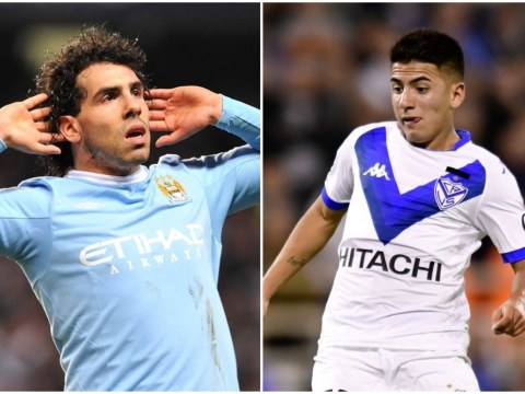 Thiago Almada prefers Man City move over Manchester United because of Carlos Tevez