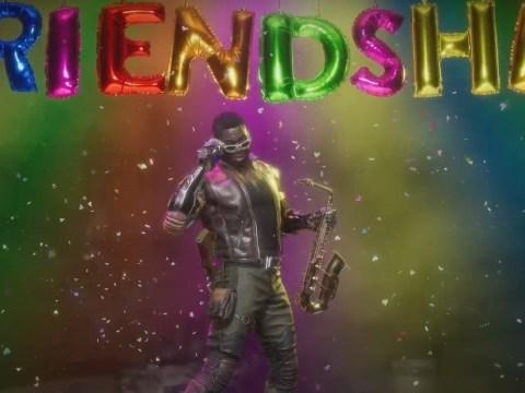Mortal Kombat 11's Friendships let you befriend your opponent instead of murder them