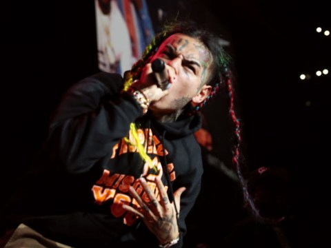 6ix9ine is releasing a new song this week after accusing US charts of 'manipulating' numbers