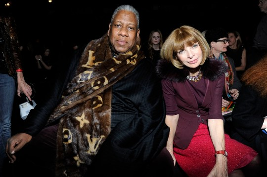 Donna Karan New York - Front Row & Backstage - Fall 2011 Mercedes-Benz Fashion Week