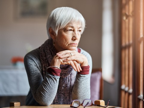 Older people with depression aren't being referred for mental health treatment