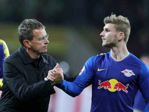 Red Bull chief Ralf Rangnick admits Timo Werner's game suits Liverpool