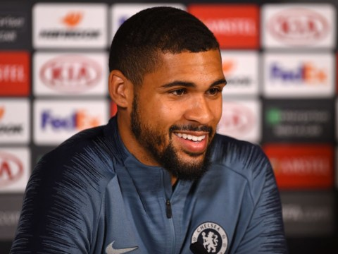 Ruben Loftus-Cheek's first kit was Arsenal as Chelsea star loved Thierry Henry