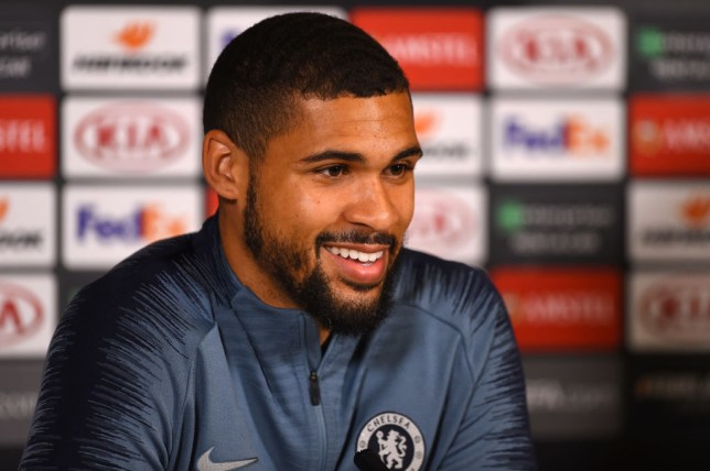 Chelsea star Ruben Loftus-Cheek loved Arsenal legend Thierry Henry growing up