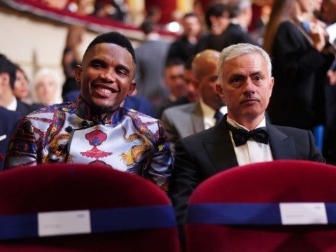 'It's yours': How Jose Mourinho convinced Samuel Eto'o to leave Barcelona for Inter Milan