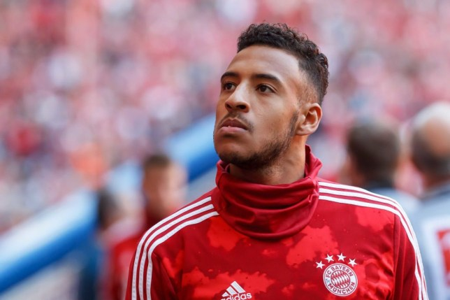 Bayern Munich star Corentin Tolisso wanted by Manchester United