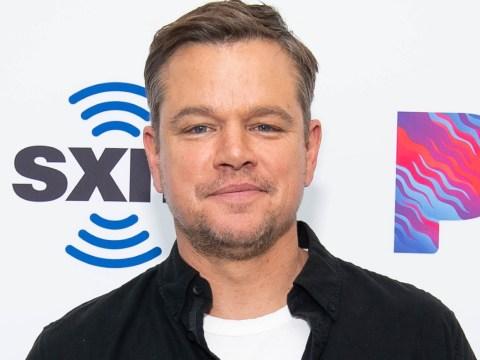 Matt Damon explains why he's spending coronavirus lockdown in Ireland