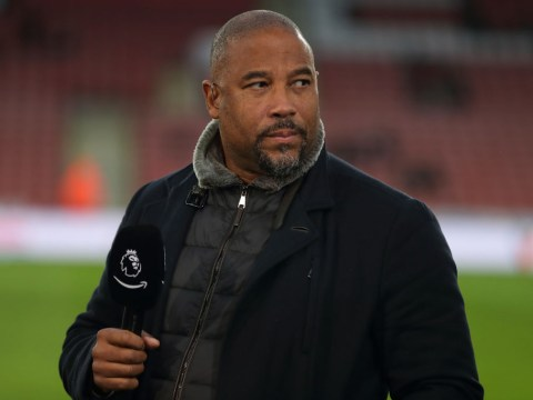 John Barnes appears to let slip he's heading to I'm A Celebrity jungle as he shares fear of sharks