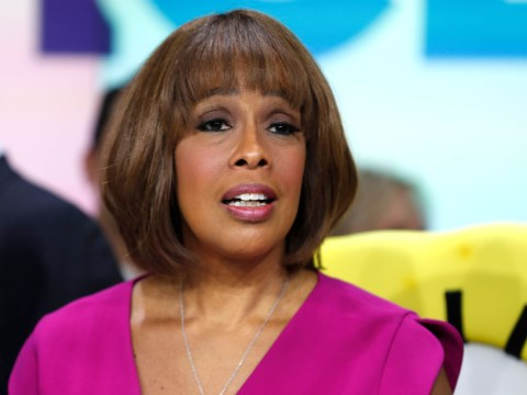 Gayle King appears visibly shaken on-air as she says it's 'open season' on black men