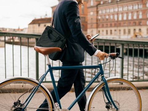What is the UK's cycle to work scheme and how do you apply?
