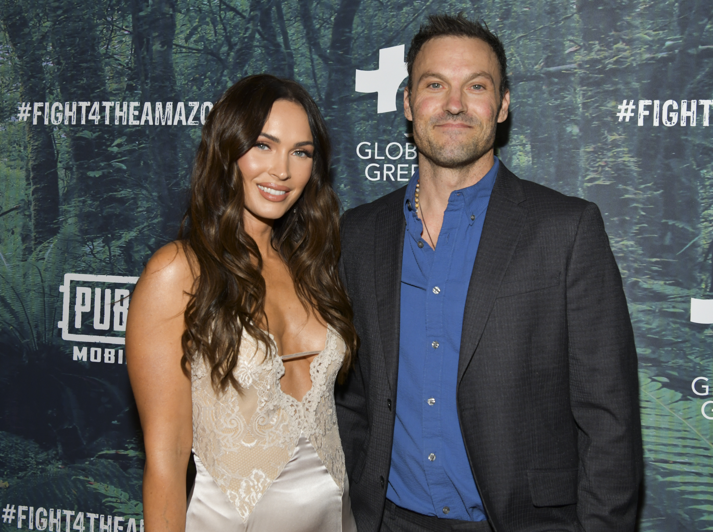 Megan Fox first dumped Brian Austin Green while he was bedridden #95574
