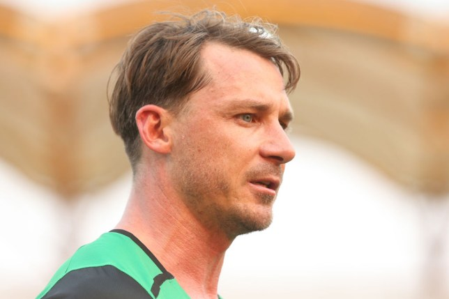South Africa hero Dale Steyn has hailed England bowler James Anderson