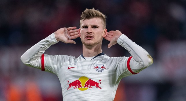 RB Leipzig striker Timo Werner is wanted by Liverpool, Chelsea and Manchester United
