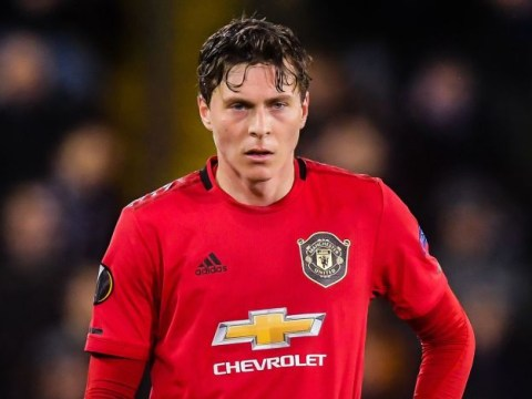 Victor Lindelof names Zlatan Ibrahimovic as his greatest ever team-mate and rates his partnership with Harry Maguire