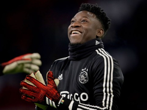 Ajax boss Erik ten Hag confirms transfer agreement with Chelsea and Barcelona target Andre Onana