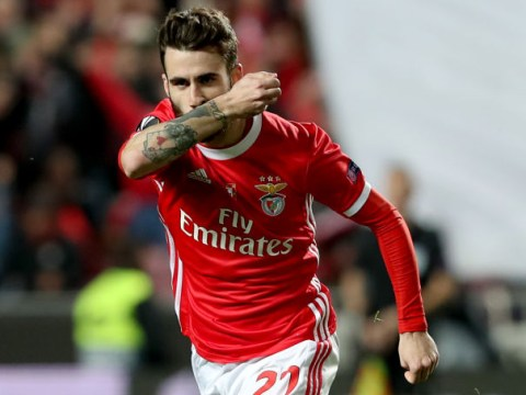 Benfica star Rafa Silva keen on Arsenal transfer
