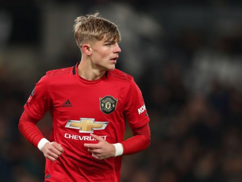 Manchester United defender Brandon Williams reveals the three defenders he has modelled his game on
