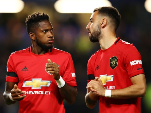 Fred reveals advice from Bruno Fernandes which sparked his best Manchester United performance