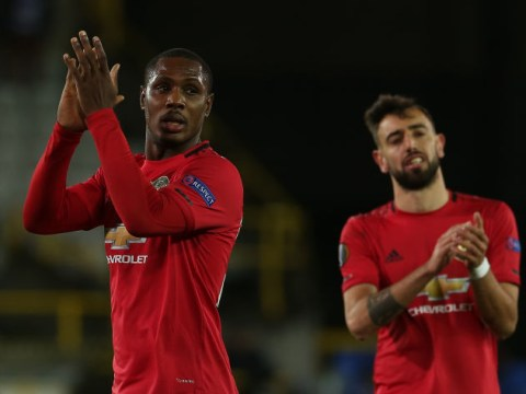 Manchester United legend Gary Pallister hails impact of Bruno Fernandes and Odion Ighalo