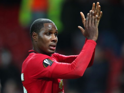Odion Ighalo's new loan deal to cost Manchester United £10.5million in total