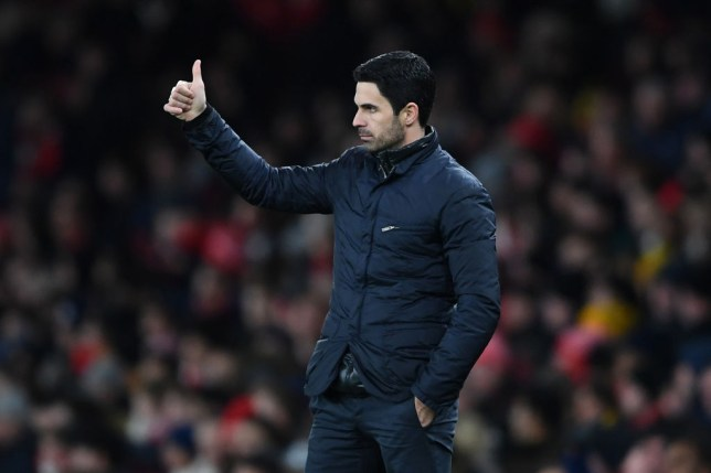Mikel Arteta, Manager of Arsenal