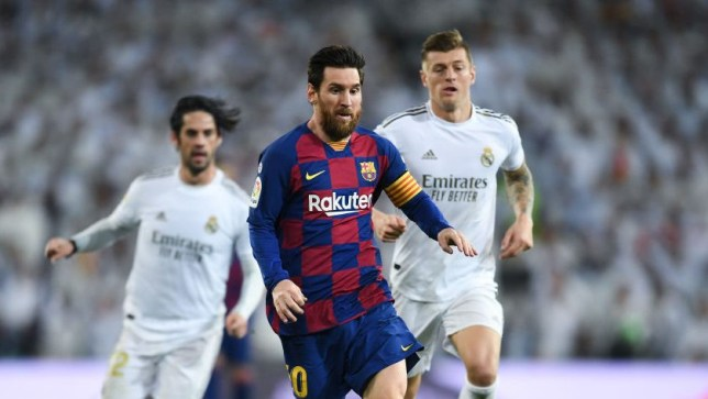 Lionel Messi and Barcelona can resume their La Liga campaign as of June 8