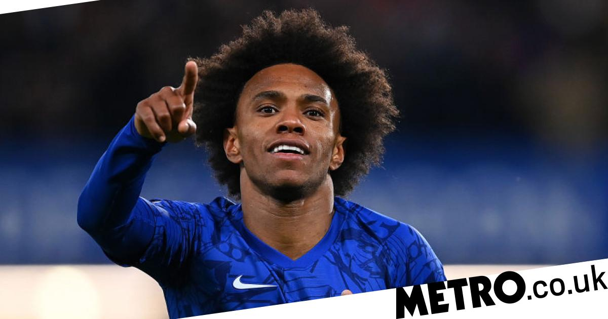 Willian passes Arsenal medical after suffering injury at Chelsea - metro
