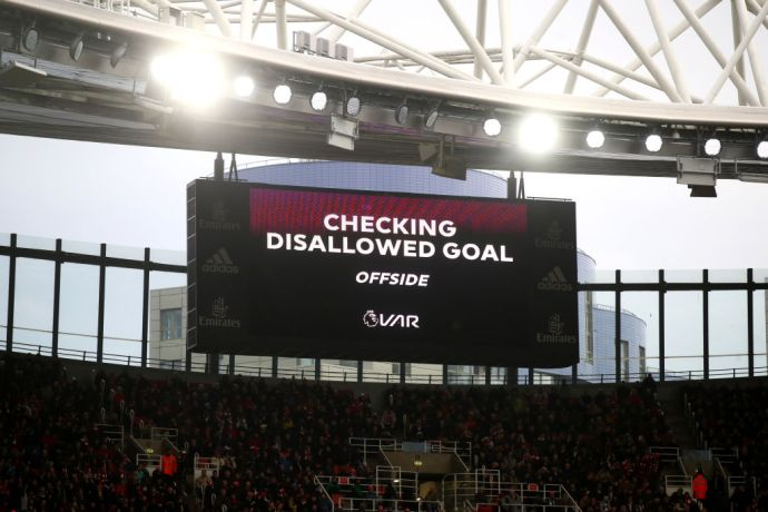 GettyImages 1210987404 feb0 Premier League given option to scrap VAR and use five subs in games