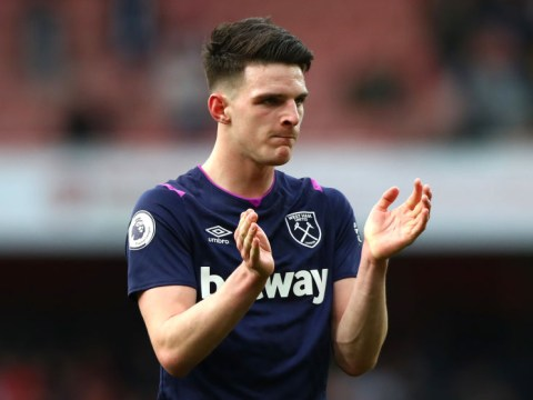 West Ham boss David Moyes jokes he wants Billy Gilmour if Declan Rice joins Chelsea