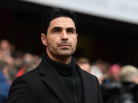 Mike Arteta supports Arsenal move for PSG youngster