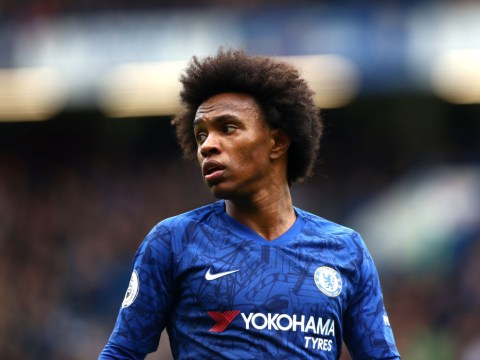 Arsenal transfer target Willian speaks out on 'difficult' Chelsea situation