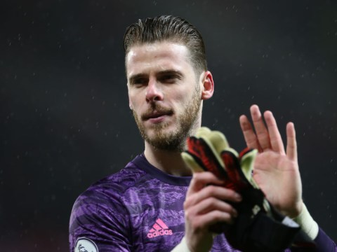 Manchester United 'unhappy' with David De Gea's performances and target £35m Andre Onana as his replacement
