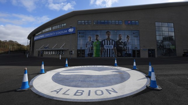 Brighton chief executive Paul Barber has been a vociferous opponent of Project Restart